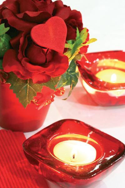 d cor c lin pour soir e romantique le mauricien. Black Bedroom Furniture Sets. Home Design Ideas